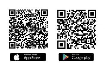Reolink Appi QR-koodit